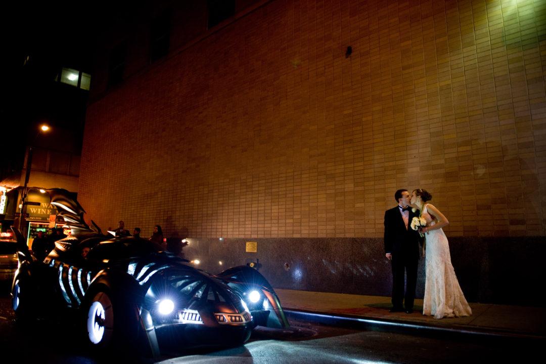 Bridgette's NYC Wedding